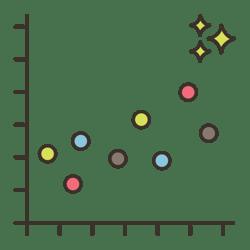 Comparative Data icon