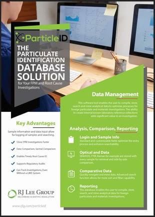 Snip ParticleID Brochure