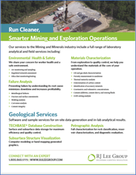 Run Cleaner Smarter Mining Operations